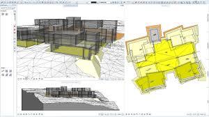add on floor plans allplan add on baugrube aushub erstellen aus dem gebäudemodell