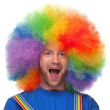 Jumbo Halloween Costumes Sepia Big Jumbo Afro Costume Wig Halloween Wig U2013 Ufuzzy
