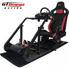 Racing Simulator Chair Gt Omega Racing Simulator Cockpit Frame No Seat