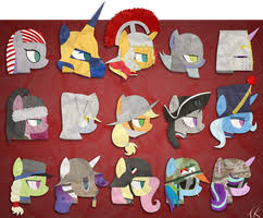 ww2 ponified flags by fluttzkrieg on deviantart