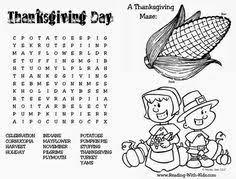 thanksgiving reading math comprehension passage 2nd