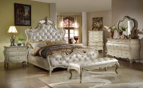 White And Mirrored Bedroom Furniture Mcferran Home Furnishings Collections Bedroom Collections