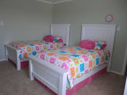 Girls White Bed by White Twin Beds For Girls Twin Farmhouse Beds Do It Yourself Home