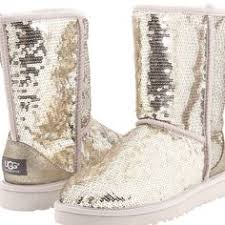 ugg womens glitter boots pink sparkly uggs with bows on the back these uggs ugg
