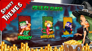 spooky halloween slots pokies android apps on google play