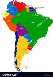 south america map bolivia map of south america quiz with capitals united states map and