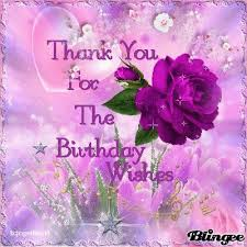 18 best thanks for birthday wishes images on birthday