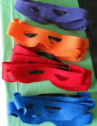 teenage mutant ninja turtle party ideas ninja turtle mask ninja
