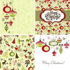 10 free vintage christmas vector designs images merry christmas