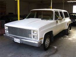 chevrolet suburban classic chevrolet suburban for sale on classiccars com