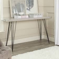 Small Oak Console Table Console Tables Wayfair Co Uk