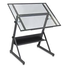 Drafting Table Glass Studio Designs Solano Drafting Table Blick Materials