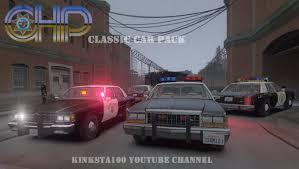 Chp Log by Gta 4 Chp Classic Police Cars Els V8 Drot Youtube