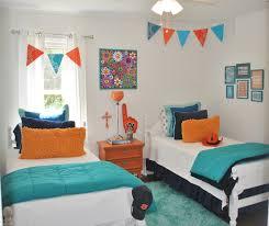 lovely orange bedroom decor on home design furniture decorating
