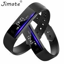 bracelet iphone sleep images Smart bracelet sleep activity fitness tracker alarm clock for jpg