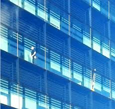 12 Blinds Blinds In Drawn Position South Façade Kings Place London Dixon
