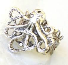antique octopus ring holder images Cheap silver octopus ring find silver octopus ring deals on line jpeg