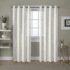 Gold Metallic Curtains Gold Metallic Curtains Wayfair