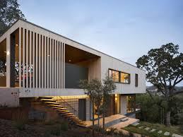 hillside home plans modern hillside house plans photo pageplucker design small