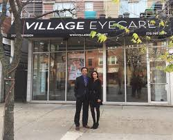 eye doctor chicago give back for the holidays village eye care