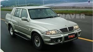 korean used car ssangyong musso with anti theft device youtube