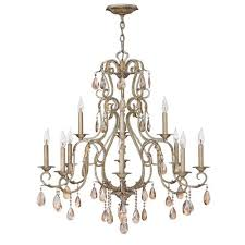 Transitional Chandeliers Crystal Transitional Chandeliers Bellacor