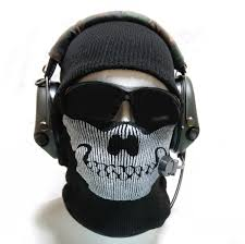 cool masks call of duty ghost cool mask black codmask00891 13 99