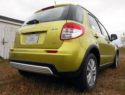 2013 suzuki sx4 crossover staff reviews cheers and gears