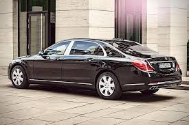 mercedes s600 maybach 2017 mercedes maybach s600 guard hiconsumption