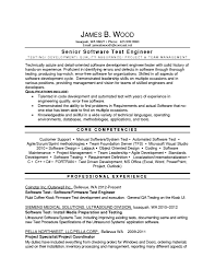 Manual Tester Resume Testing Profile Resume Free Resume Example And Writing Download