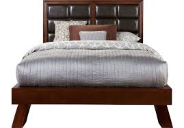 bedroom solid wood king headboard with storage queen bed frame