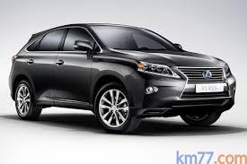 precio del lexus lf lc lexus rx 2012 información general km77 com