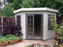garden buildings summer houses greenhouses garden sheds and log