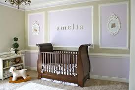 baby nursery decor personalized customable lavender baby nursery