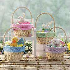 personalized easter baskets for toddlers 15 of the best personalized easter baskets and gift ideas