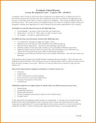 graduate school resume template resume for graduate school resume exles