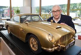 james bond aston martin ready to make a bid on james bond model aston martin db5