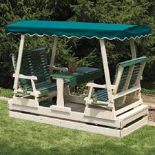 outdoor glider swing with table porch swings gliders free delivery in ct ma ri kloter farms