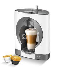 nescafe dolce gusto oblo manual coffee machine by krups white