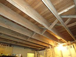 Insulation For Ceilings by Insulate A Basement Ceiling With Building Moxie As The Diy Guy
