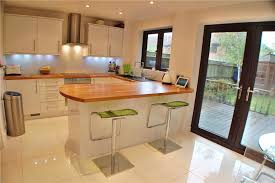 kitchen extension design ideas kitchen remodel white cabinetry terrace interiors