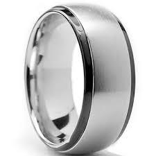 stainless steel wedding bands stainless steel men s wedding bands groom wedding rings shop