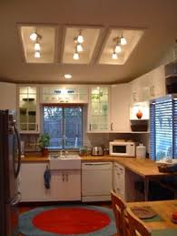 Replace Fluorescent Light Fixture In Kitchen Ideas For Replacing Fluorescent Lighting Boxes Box Kitchens And