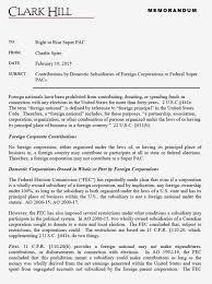 Sample Resume Education Section by Three Paths Citizens United Created For Foreign Money To Pour Into