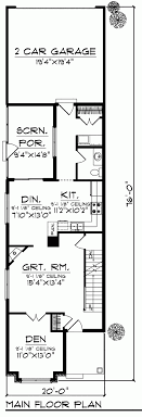 house plans narrow lot house plan for narrow lot top photos of plans brisbane with