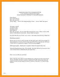 Business Letter Return Address business style letter sle block style letter block style letters