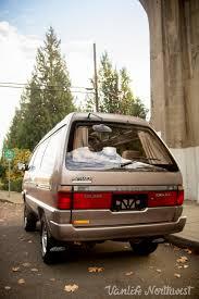 1991 toyota town ace 4wd van u2014 vanlife northwest