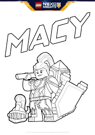 lego nexo knights 2017 coloring pages getcoloringpages com