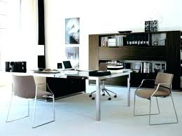 meubles de bureau design bureau design contemporain 55 idaces innovantes damacnagement de