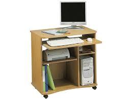 meuble bureau fly meuble bureau informatique conforama bureau longueur 80 cm meuble